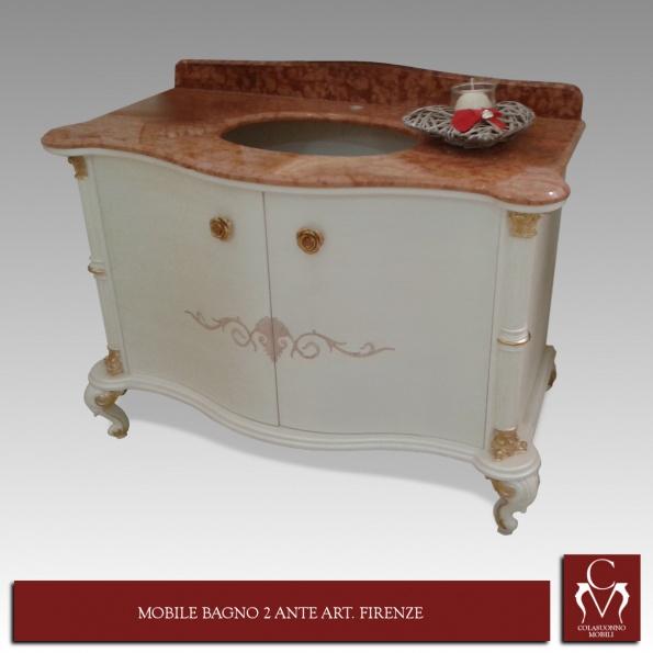 Galleria   Mobili Bagno   MOBILE BAGNO 2 ANTE ART. FIRENZE