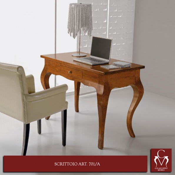 Galleria tavoli scrittoi e scrivanie scrittoio art 701 a for Tavoli e scrivanie